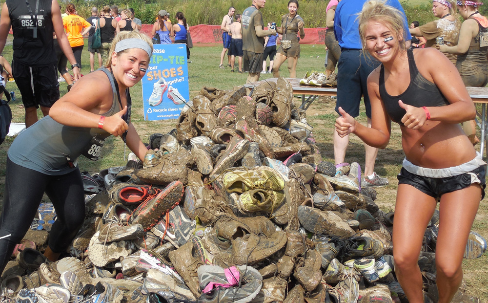Best Shoes For Warrior Dash